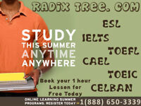 Group Studies or 1on1 Online Lesson Of TOEFL-IELTS In Good Price