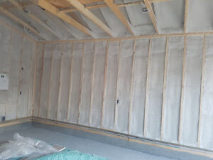 Cheap spray foam insulation