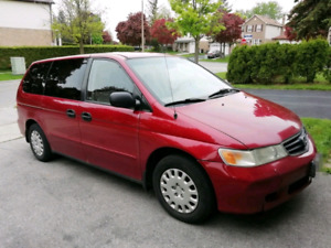 2003 Honda Odyssey Good condition, sale as certified!!!