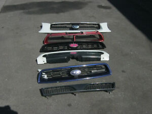 many kind of grills for subaru,,,on sale till 1sth sep