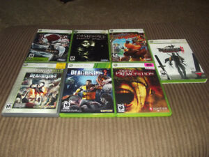X360 Games