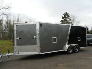 2018 High Country 23' and 25' Alum Trailer  Drive in Drive out