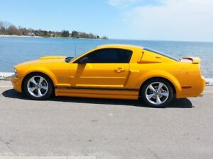 2007 MUSTANG GT FOR SALE