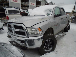 2015 DODGE RAM 6.7 CUMMINS DIESEL ENGINE
