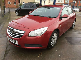 2010 Vauxhall Insignia 2.0CDTi diesel S 97,000 MILES, FULL HISTORY, HPI CLEAR!!