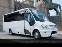 Quality Minibus Hire with Driver (Professional service with great prices in London)