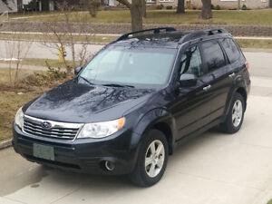 SUBARU FORESTER 2.5X PREMIUM (Safety and e-tested)
