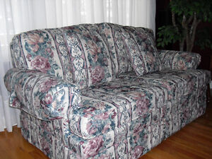 Couch and Loveseat ***showroom condition***