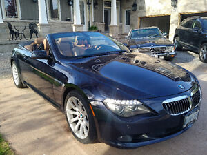 2009 BMW 650i Cabriolet (EXECUTIVE PACKAGE)