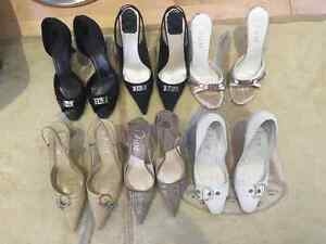 Authentic Christian Dior Heels 8 - 8 1/2