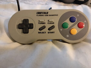 Gaming & Emulation Controllers