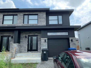 Vaudreuil townhouse for rent