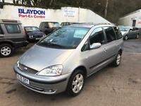 2005 Ford Galaxy 1.9 TDi Ghia 5dr