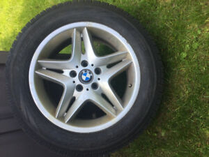 Winter Pirelli Scorpion BMW X5 255/55/18