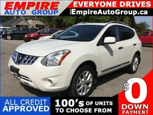 2011 NISSAN ROGUE SV * AWD * BACKUP CAMERA * NAV * MOONROOF * HE