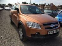2008 CHEVROLET CAPTIVA 2.0 VCDi LT [7 Seats] 4 x 4 DIESEL LOW MILEAGE 7 SEATER