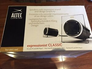 Altec Lansing FX2020 Expressionist speakers