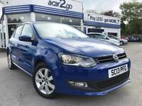 2013 Volkswagen POLO MATCH EDITION Manual Hatchback