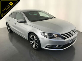 2013 63 VOLKSWAGEN CC GT BMT TDI 1 OWNER SERVICE HISTORY FINANCE PX WELCOME
