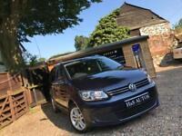 2013 Volkswagen Touran 1.6 TDI SE 5dr