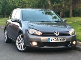 2009 Volkswagen Golf 2.0 TDI GT 5dr Manual Hatchback Diesel - P/X Welcome GTT...