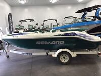 Used 1997 Seadoo Challenger 1800 @ New Age Motor Sports in Weybu