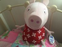Holiday peppa pig