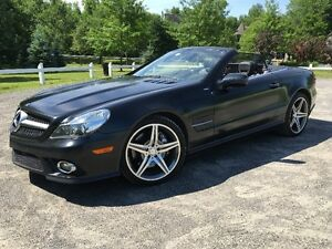 2011 Mercedes Benz SL550 Night Edition * Only 100 units*
