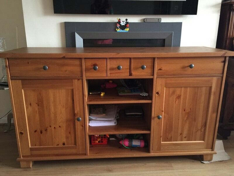 ikea stornas buffet sideboard for sale in corstorphine. Black Bedroom Furniture Sets. Home Design Ideas