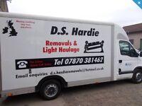 Man and a van/removals