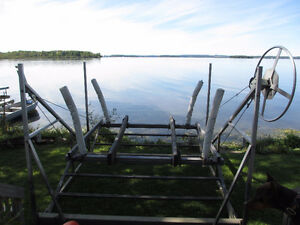 Naylor Systems Boat Lift