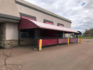 Large Commercial Canopy