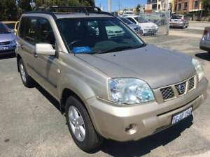 2007 Nissan X-trail ST-S Extreme 4x4 Beaconsfield Fremantle Area Preview