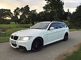 2007 BMW 320D TOURING FULL 335D 2010 LCI REPLICA MUST SEE SHOW CAR THOUSANDS SPENT