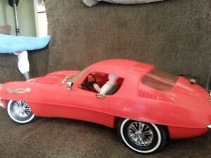 1966 Johnnyspeed,large,RC,Battery operated,By Topper Toys