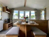 Stunning Brand New Static Caravan at Southerness, Scotland