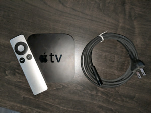 Jailbroken Apple TV 2nd Generation 720P