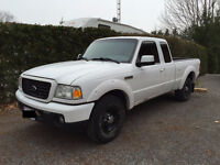 2008 Ford Ranger Sport Super Cab Pickup - E-tested/Certified