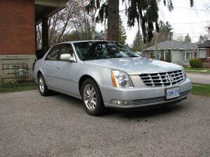 2007 Cadillac DTS Luxury II Sedan