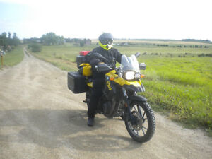 BMW F650 GS - Sun Yellow 2012 Special Edition London Ontario image 8