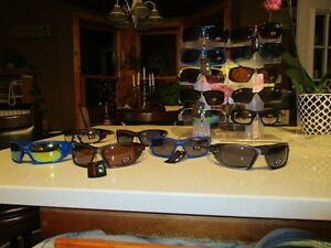 2 for $ 50 time ,End of season sale 7 Style`s of Logo glasses !