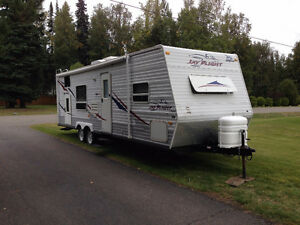 2006 Jayco Jayflight 29BHS Bunks and Queen Bed