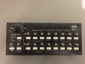 Korg SQ-1 sequencer