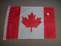 CANADA DAY, Canadian Flags SPECIAL  ****4 FLAGS***