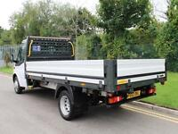 2013 63 FORD TRANSIT FLAT BED DROPSIDE