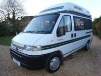 Auto Sleeper symphony 2 berth 1999 motorhome for sale