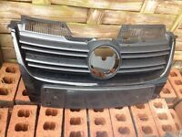 Vw golf gt tdi grill