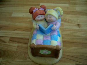 CABBAGE PATCH-FIGURINE-BEDTIME SPECIAL THOUGHTS