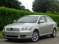 Toyota Avensis 2003 2.0 D-4D T3-S***3 KEYS + 1 PRE OWNER***
