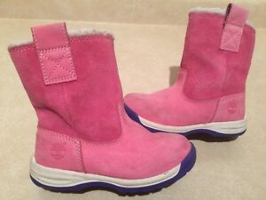 Toddler Timberland Winter Boots Size 10